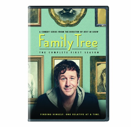 Family Tree: The Complete First Season DVD