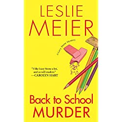 Back to School Murder (A Lucy Stone Mystery Series Book 4)