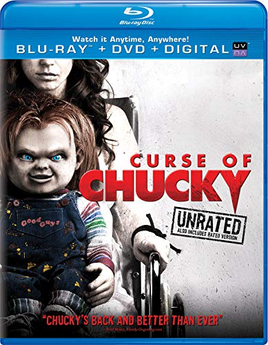 Curse of Chucky [Blu-ray] DVD