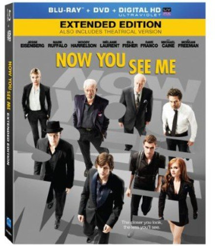 Now You See Me [Blu-ray] DVD