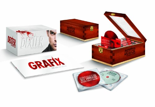 Dexter: The Complete Series Collection [Blu-ray] DVD