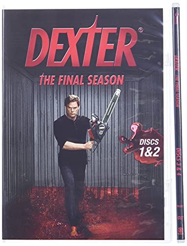 Dexter: The Complete Final Season DVD