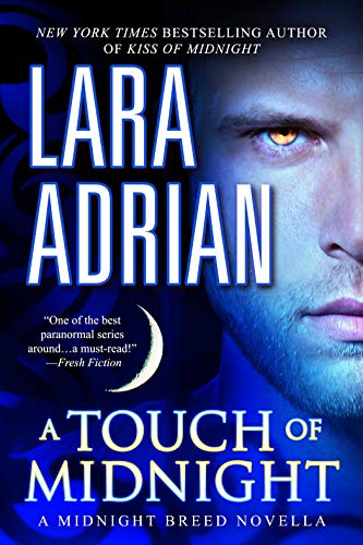 A Touch of Midnight - A Midnight Breed Novella