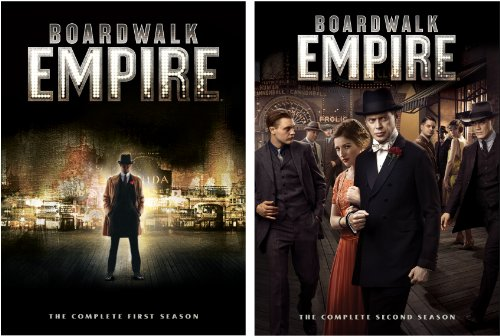 Boardwalk Empire: Seasons 1-2 Bundle DVD