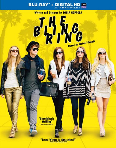 The Bling Ring [Blu-ray] DVD