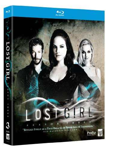 Lost Girl: Season Three [Blu-Ray] DVD