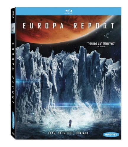 Europa Report [Blu-ray] DVD