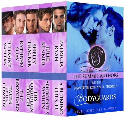 Book The Bodyguards Box Set