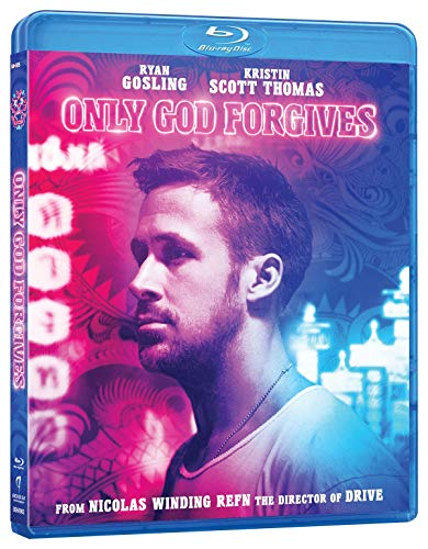 Only God Forgives [Blu-ray] DVD