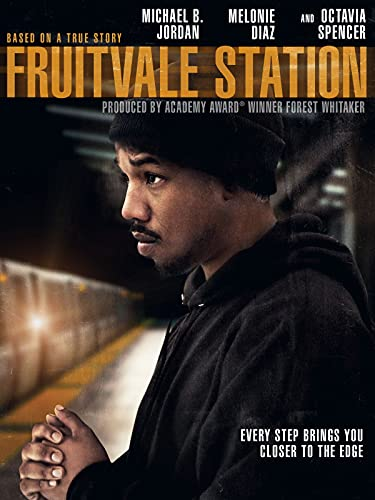 Fruitvale Station [Blu-ray] DVD