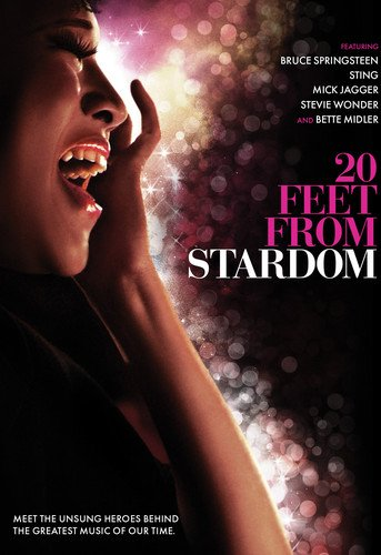Twenty Feet From Stardom DVD