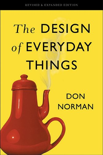 Norman, Don The Design of Everyday Things 3