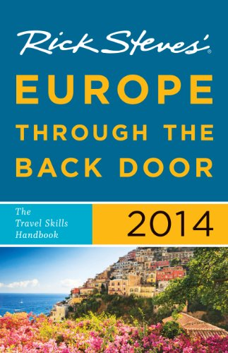 Book Rick Steves Europe thorugh the back door