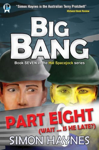 View Hal Spacejock 7.8: Big Bang (Part Eight) on Amazon