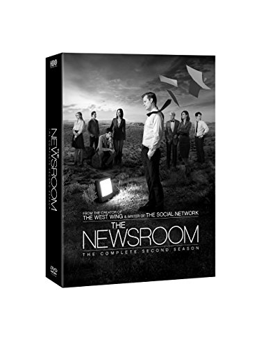 The Newsroom: Season 2 DVD