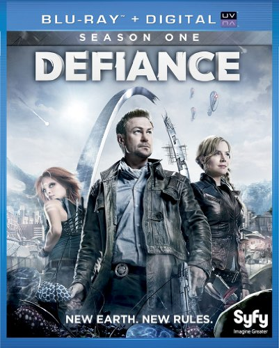 Defiance: Season One [Blu-ray] DVD