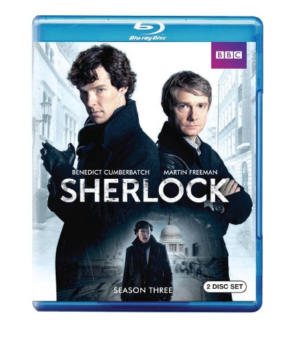 Sherlock: Season Three  DVD