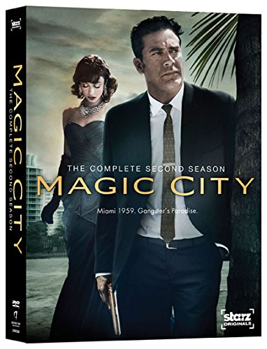 Magic City: The Complete Second Season DVD