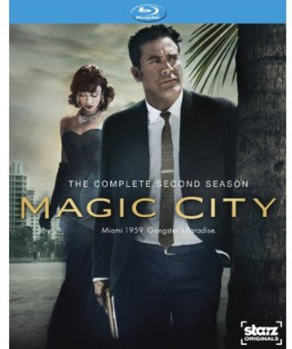 Magic City: The Complete Second Season [Blu-ray] DVD