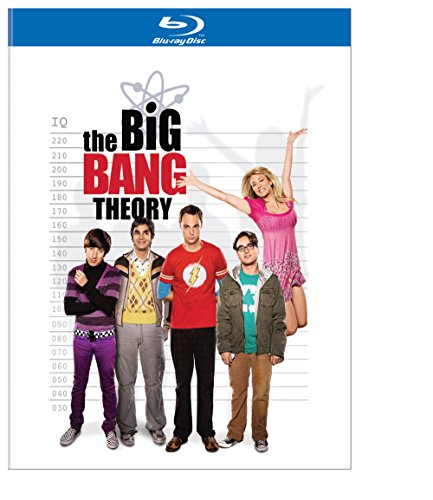 The Big Bang Theory: Complete Second Season [Blu-ray] DVD