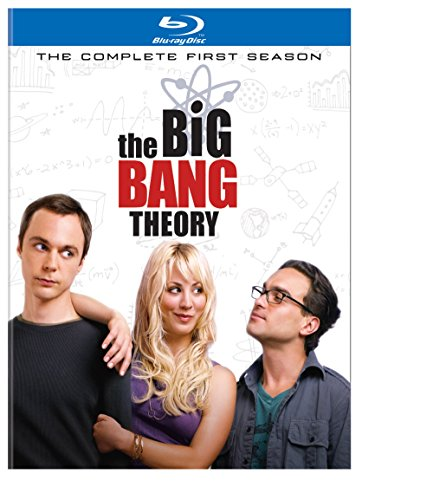 The Big Bang Theory: Complete First Season [Blu-ray] DVD