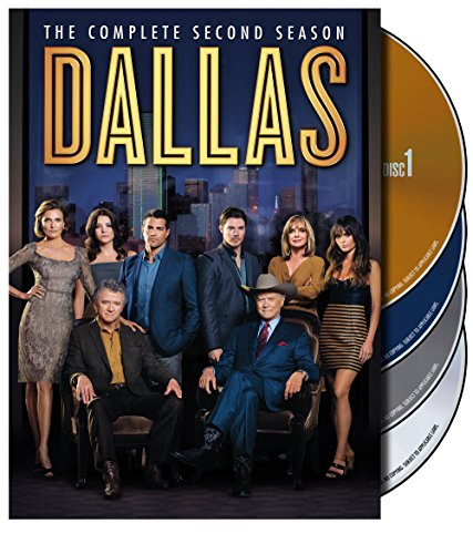 Dallas: The Complete Second Season cover