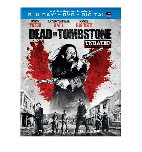 Dead in Tombstone [Blu-ray] DVD