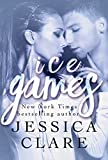 Book ice games - Jessica Clare