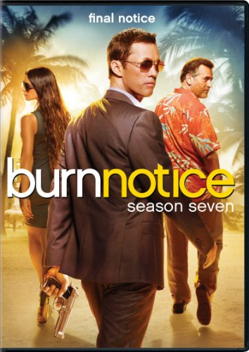 Burn Notice: Season Seven DVD