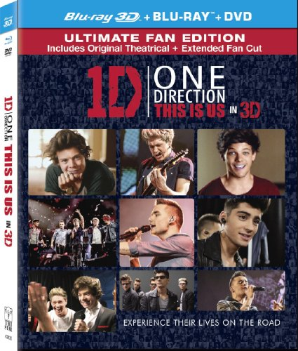 One Direction: This Is Us  DVD