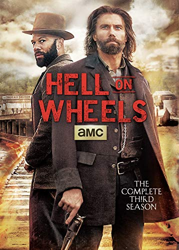 Hell on Wheels: Season 3 DVD