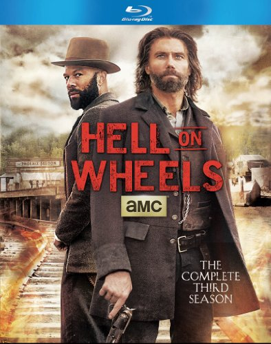 Hell on Wheels: Season 3 [Blu-ray] DVD