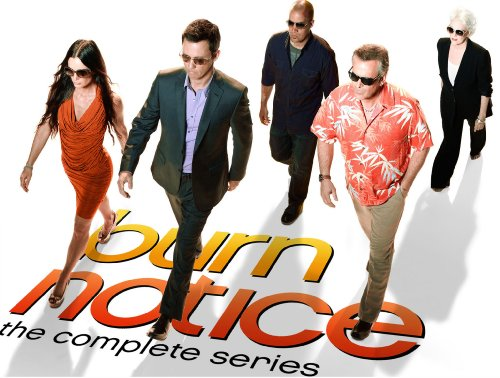 Burn Notice: The Complete Series DVD