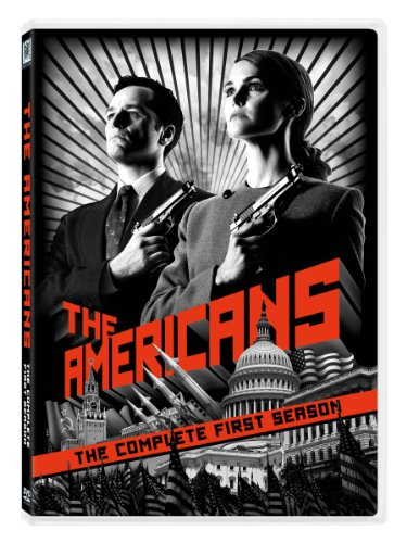 The Americans: Season One DVD
