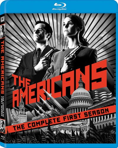The Americans: Season One [Blu-ray] DVD