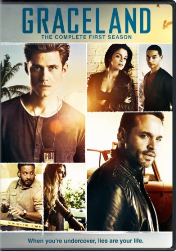 Graceland: Season 1 DVD