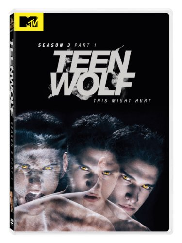 Teen Wolf: Season Three, Part 1 DVD