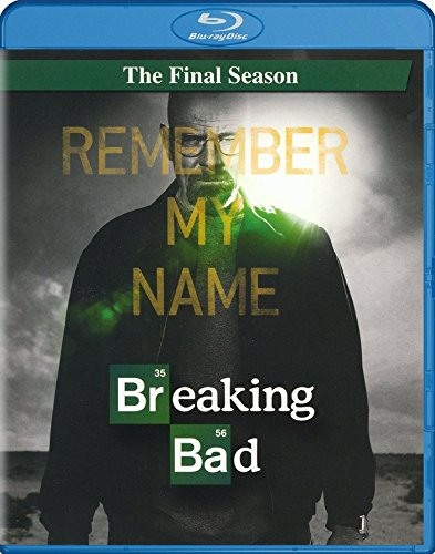 Breaking Bad: The Final Season  DVD