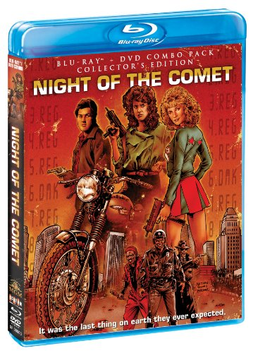 Night of the Comet cover