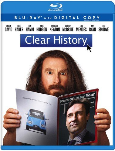 Clear History [Blu-ray] DVD