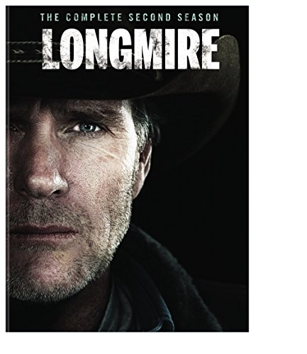 Longmire: The Complete Second Season DVD