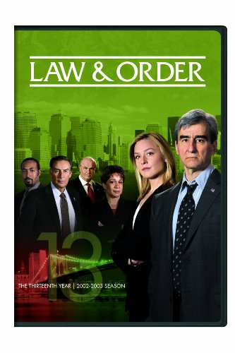 Law & Order: Thirteenth Year DVD