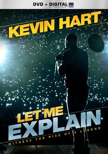 Kevin Hart: Let Me Explain DVD