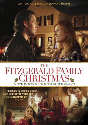The Fitzgerald Family Christmas DVD