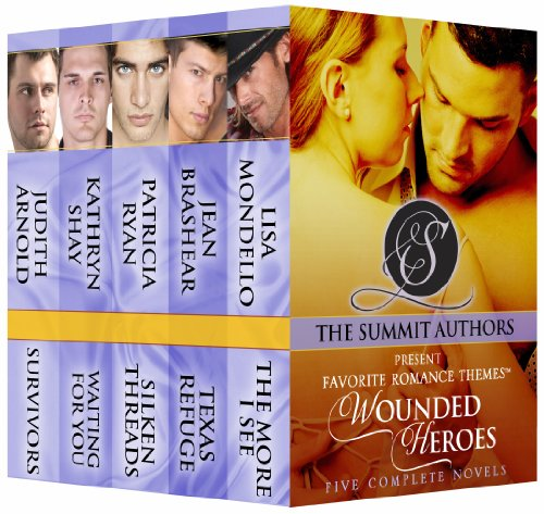 Book Wounded Heroes Box Set
