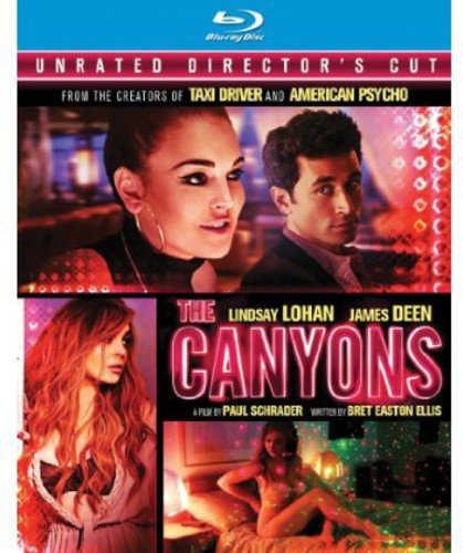 The Canyons [Blu-ray] DVD