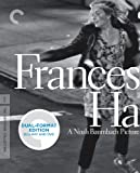 Frances Ha (Criterion Collection) Bluray/DVD Combo [Blu-ray]