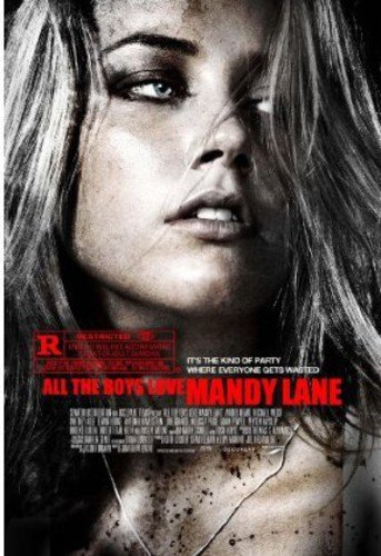All the Boys Love Mandy Lane [Blu-ray] DVD