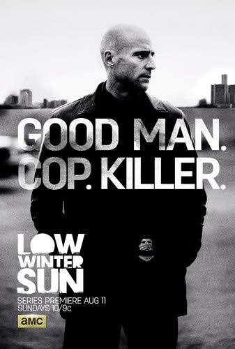 Low Winter Sun DVD