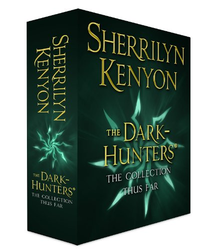 Book The Dark Hunters The collection boxed set